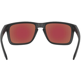 Oakley Holbrook XL Occhiali Da Sole Uomo, matte black/prizm violet